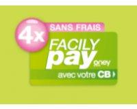 Camif: Payez votre commande de mobilier en quatre fois sans frais dès 600€ d'achat pendant les soldes