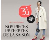 Galeries Lafayette: Jusqu'à -50% sur une sélection les 3J