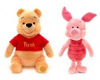 Disney Store: Peluche Winnie ou Porcinet à 10,90 € au lieu de 22,90 € dès 15 € d'achat