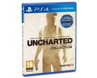 Micromania:  Jeu PS4 Uncharted The Nathan Drake Collection à 29,99€