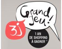 Galeries Lafayette: 12 carte-cadeaux de 100 € à gagner