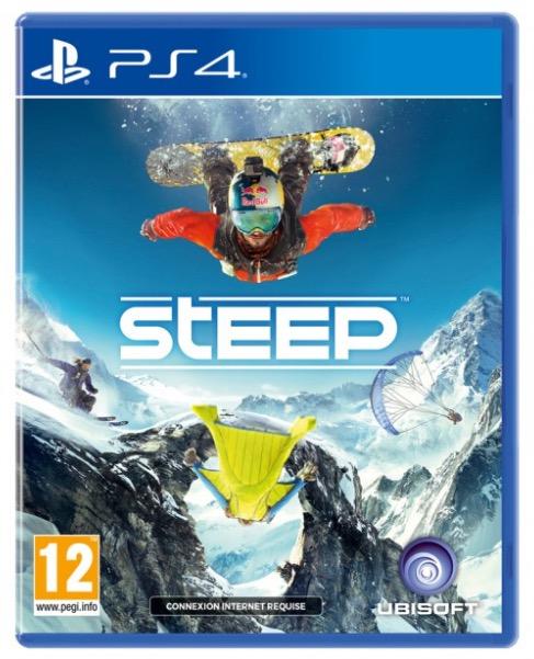 Code promo Base.com : Jeu Steep sur PS4 à 20,53€