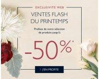 L'Occitane: Jusqu'à -50% sur une sélection de produits + cadeau dès 45€ d'achat