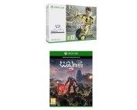Amazon: Pack Xbox One S 500 Go + 2 jeux (Fifa 17 et Halo Wars 2) à 290,99€