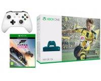 Microsoft Store: Pack Xbox One bleu S 500 Go + 2e manette + Fifa 17 + Forza Horizon 3 à 319€