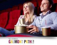 Groupon: 1 place de cinéma Gaumont et Pathé à 6,80 € ou 2 pour 13,50€
