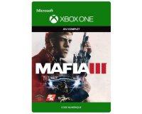 Amazon: Jeu MAFIA III sur Xbox One (version dématérialisée) à 16,49€