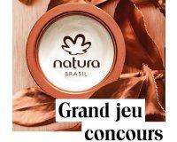 Marie Claire: 1 lot de soins visage Natura Brasil d'une valeur de 107€ à gagner