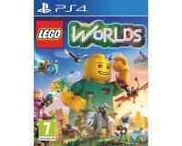Base.com: Jeu LEGO Worlds sur PS4 à 19,97€