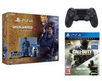 Amazon: 1 manette PS4 et 3 mois de PS+ offerts pour l'achat d'un pack PS4 1 To