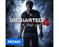 Playstation: [Membres PS +] Nombreux jeux PS4 en promotion. Ex : Uncharted 4 à 18,99€
