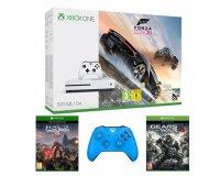 Amazon: Xbox One S 500Go + Forza Horizon 3 + Halo Wars 2 + GoW 4 + 2e Manette à 329€
