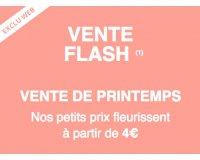 Camaïeu: Vente flash : petits prix à partir de 4€
