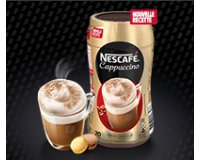 Croquons la Vie: 2000 packs de 2 boîtes de Cappuccino à tester