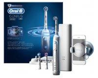 Amazon: Brosse à Dents Electrique Oral-B Genius 8000 par Braun à 91,89€