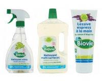 Léa Nature: -15% sur les nettoyants écologiques Biovie