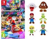 Micromania: 1 peluche Nintendo offerte pour les 1ers acheteurs du jeu Mario Kart 8 Deluxe