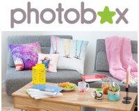 PhotoBox: 30% de réduction sur tout le site