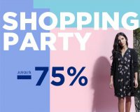 Brandalley: Shopping Party : jusqu'à - 75% sur des milliers d'articles + code - 15% suppl.
