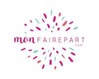 MonFairePart: -15% sur tout le site pour toutes les annonces d'évènements
