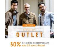 Father & Sons: 30% de réduction supplémentaire sur l'outlet dès 120€ d'achat