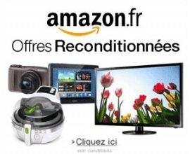 Amazon: - 20€ dès 100€ d'achats sur plus de 10 000 produits reconditionnés