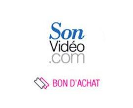 Vente Privée: Rosedeal Son-Video.com : Payez 180€ pour 300€ de bon d'achat (ou 40€ pour 80€)