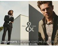 Olly Gan: 50€ offerts sur votre costume ou veste de la collection été 2017