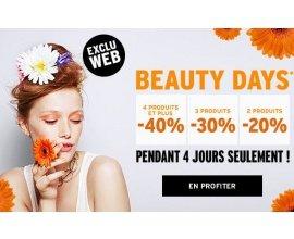 The Body Shop: -20% à -40% de réduction sur une sélection de bestsellers