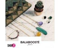 Showroomprive: Payez 5€ pour 50% de réduction chez Balabooste.com