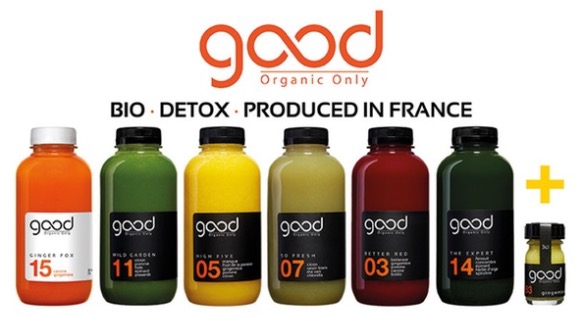 40 sur le site de jus press s cures detox 100 bio good organic only pour 5 groupon. Black Bedroom Furniture Sets. Home Design Ideas