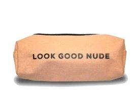 """bareMinerals: Une trousse """"Look good nude"""" offerte pour tout achat dans la gamme Lèvres"""