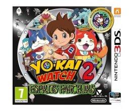 Auchan: YO KAI WATCH 2 : Esprits Farceurs 3DS - Edition Limitée à 31,99€