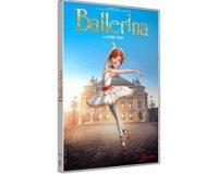 """E-Leclerc: 5€ de réduction sur le DVD du dessin animé """"Ballerina"""""""