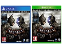 Micromania: Jeu Batman Arkham Knight - Game of the Year sur PS4 ou Xbox One à 19,99€