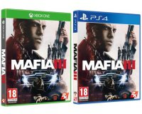 Cdiscount: Jeu Mafia III sur PS4 ou Xbox One à 9,69€