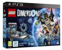 Micromania: Lego dimension pack démarrage PS3 à 29,99€