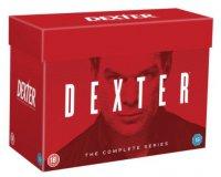 Zavvi: Coffret DVD Dexter - Saison 1 à 8 à 25,95€