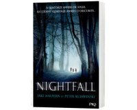 Syfy: Le roman Nightfall de Jake Harlpern et Peter Kujawinski à gagner