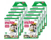 eBay: 100 films photo Fujifilm instax Mini à 55,90€ livraison comprise