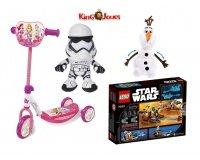 King Jouet: 20% de remise sur les jouets Disney, Marvel et Star Wars