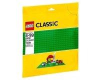 King Jouet: 1 plaque verte offerte pour 25€ d'achat de LEGO Classique
