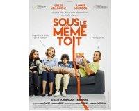"""Prima: 30 lots de 2 places de cinéma pour """"Sous le même toit"""" à gagner"""