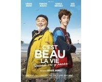 """Rire et chansons: 50 places de ciné pour """"C'est beau la vie..."""" à gagner"""