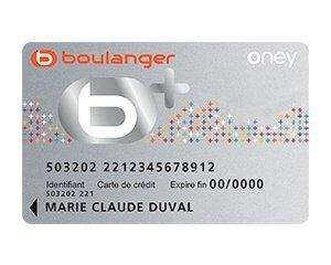 Carte Boulanger Paiement Comptant.10 Offerts Par Tranche De 150 D Achats Pour Les Titulaires