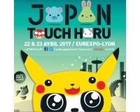 GAME ONE: Des places pour la 3e édition de Japan Touch Haru à gagner