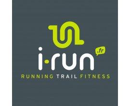 i-Run: - 20% sur les nouveautés des rayons textile et chaussure