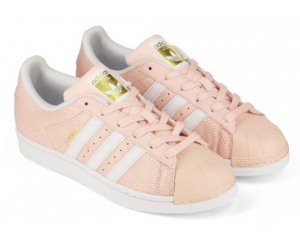 adidas superstar rose gold courir