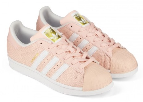 new product 0dd2e 3afdc Courir  - 25% sur les Adidas Originals Superstar Reptile