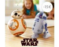 Disney Store: 15€ de réduction sur les figurines des personnages emblématiques de Star Wars